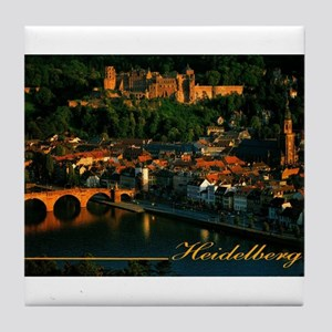 Heidelberg Tile Coaster