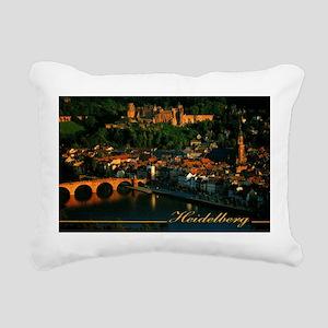 Heidelberg Rectangular Canvas Pillow