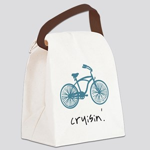 Cruisin Canvas Lunch Bag