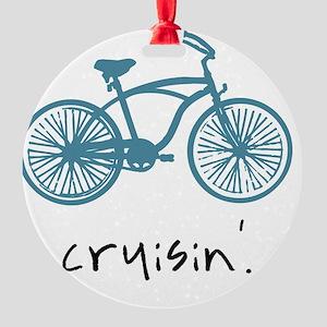 Cruisin Round Ornament
