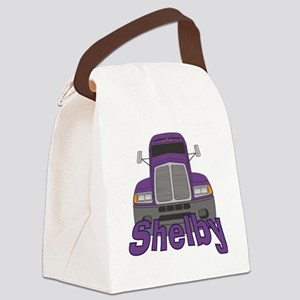 shelby-g-trucker Canvas Lunch Bag