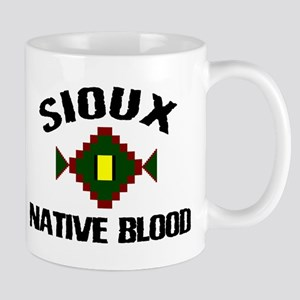 Sioux Native Blood Mug