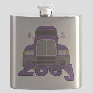 zoey-g-trucker Flask
