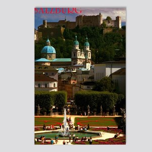 Salzburg Postcards (Package of 8)