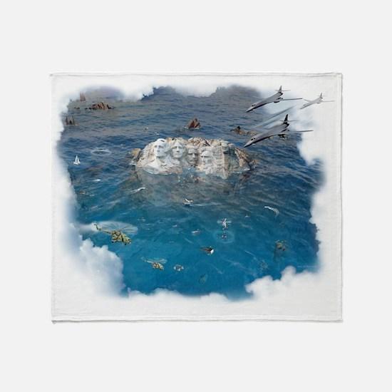 Rushmore H2O Throw Blanket