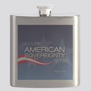 Restore American Sovereignty NOW! Flask