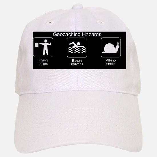 Hazards bmpr stkr Baseball Baseball Cap