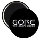 Logical Gore Magnet