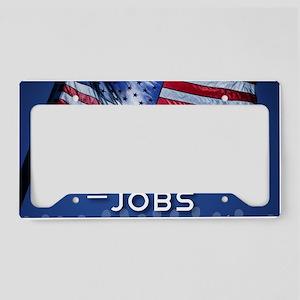 SF_AEnergyJobs_BannerT_42x28_ License Plate Holder