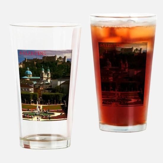 Salzburg Drinking Glass