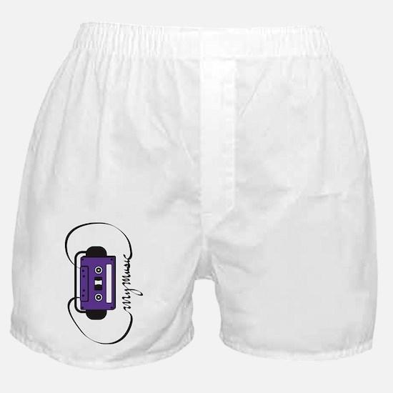 Ribbon Logo (Vertical) Boxer Shorts
