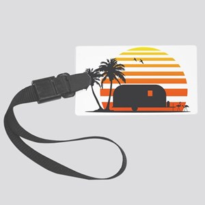 California Streamin Large Luggage Tag
