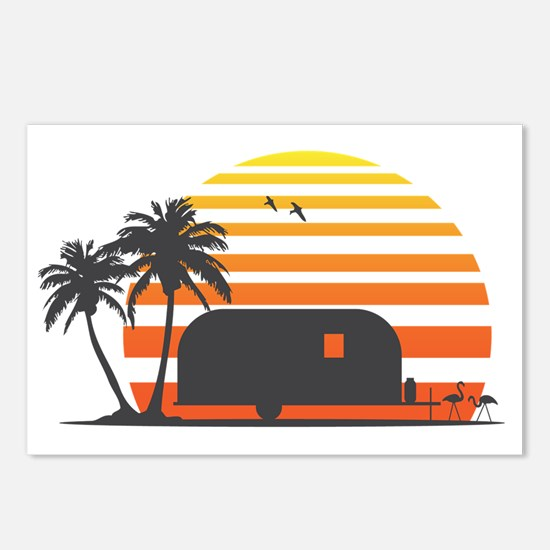 California Streamin Postcards (Package of 8)
