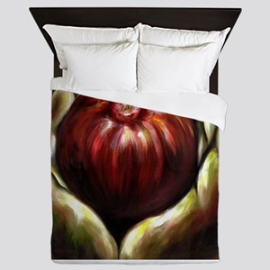 Temptation-Adams Dilemma Queen Duvet