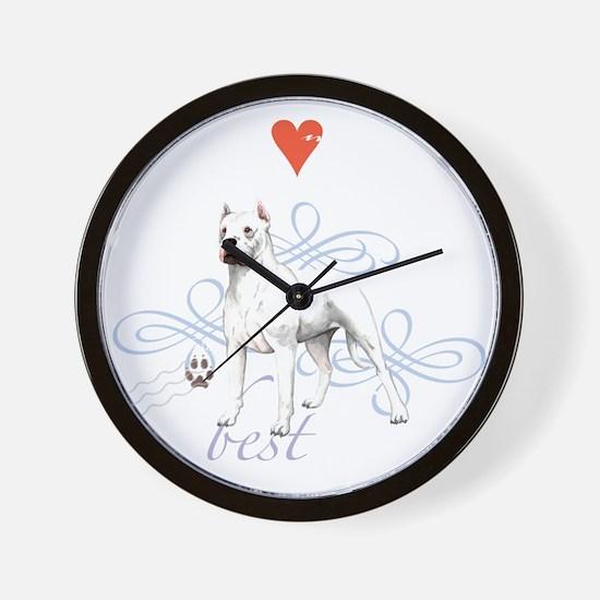 dogo T1-K Wall Clock