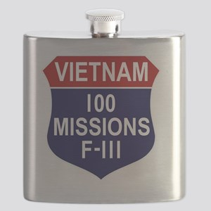 100 MISSIONS - F-111 Flask
