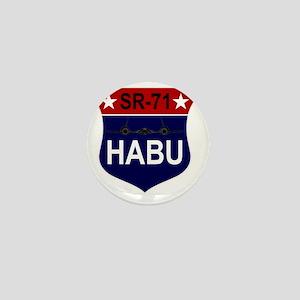 SR-71 - HABU Mini Button