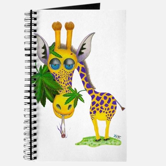 Giraffe smoking coloredpencil_cut.png Journal