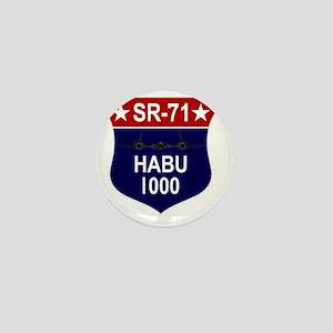 SR-71 Mini Button