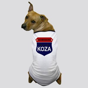 SR-71 - 100 Missions - KOZA Dog T-Shirt