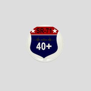 SR-71 - 40+ Mini Button