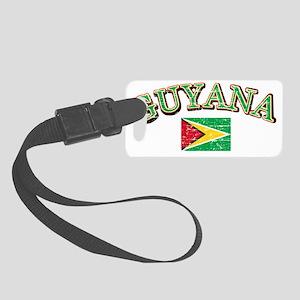 guyana Small Luggage Tag