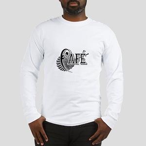 Cafe Long Sleeve T-Shirt