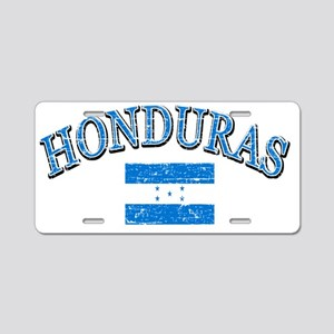 honduras Aluminum License Plate