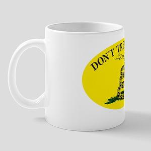 Dont Tread On Me Classic Mug