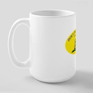 Dont Tread On Me Classic Large Mug
