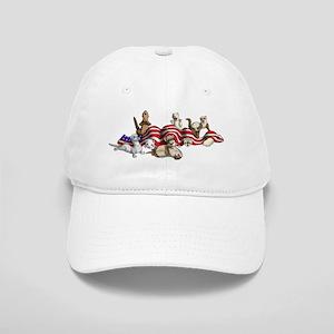 Flag Hideout black Cap
