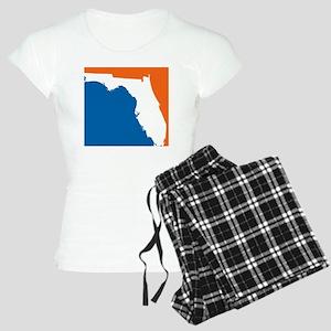 Florida Colors (Gators) Women's Light Pajamas