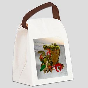 Bayou Buddies Canvas Lunch Bag