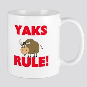 Yaks Rule! Mugs