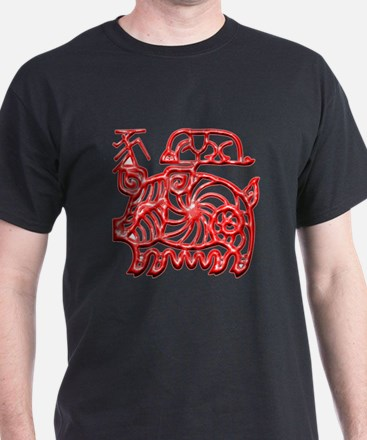 Cute Chinese year of the pig T-Shirt