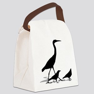 The Escorts Canvas Lunch Bag