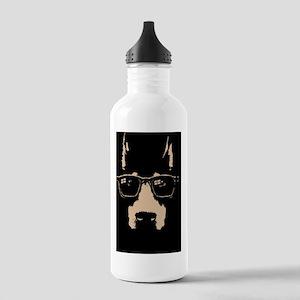 dobe-glasses-CRD Stainless Water Bottle 1.0L
