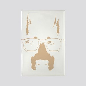 dobe-glasses-DKT Rectangle Magnet