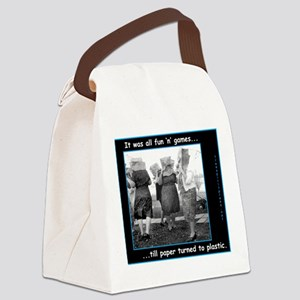 Bagheads Canvas Lunch Bag