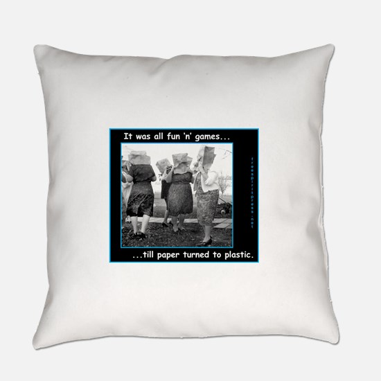 Bagheads Everyday Pillow