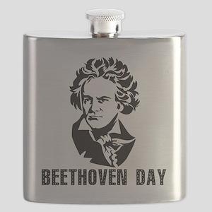 Beethoven Day Flask