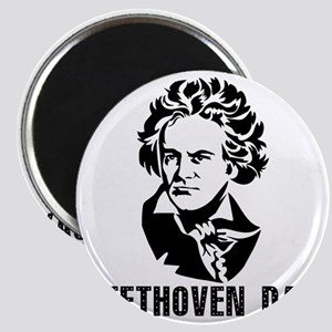 Beethoven Day Magnet