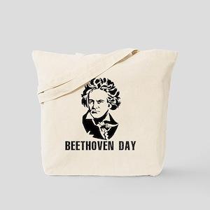 Beethoven Day Tote Bag