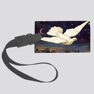 Flying Dove Large Luggage Tag