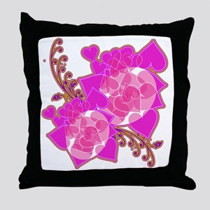 IN-LOVE-WITH-LOVE Throw Pillow