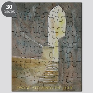 Twelve Steps into the Light Puzzle