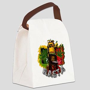 RASTA Canvas Lunch Bag
