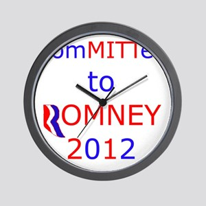 COMMITTED Wall Clock