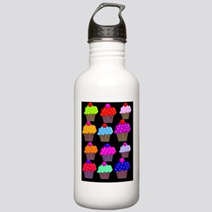 Cupcakes 1 Stainless Water Bottle 1.0L