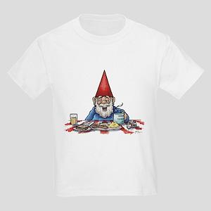Morning Sunshine Gnome Kids T-Shirt